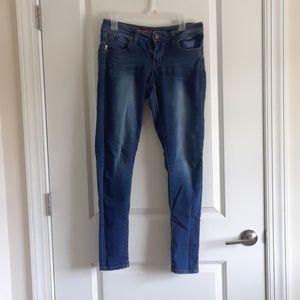 WannaBettaButt blue jeans